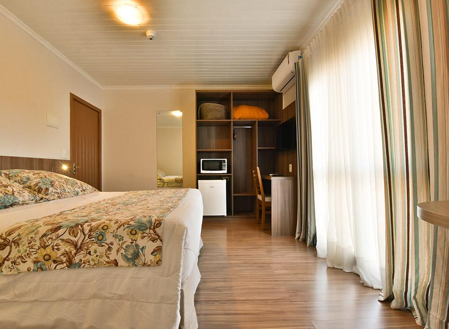 Apartamento Casal no Centro de Gramado