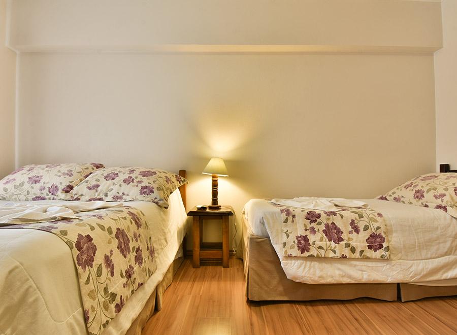 Apartamento Conjugado no Centro de Gramado