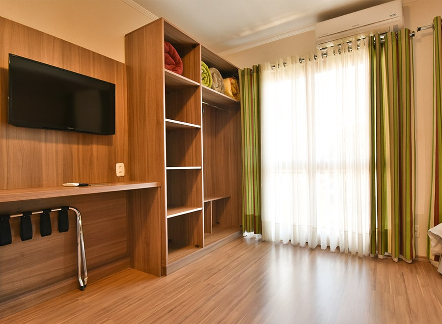 Apartamento Quadruplo no Centro de Gramado