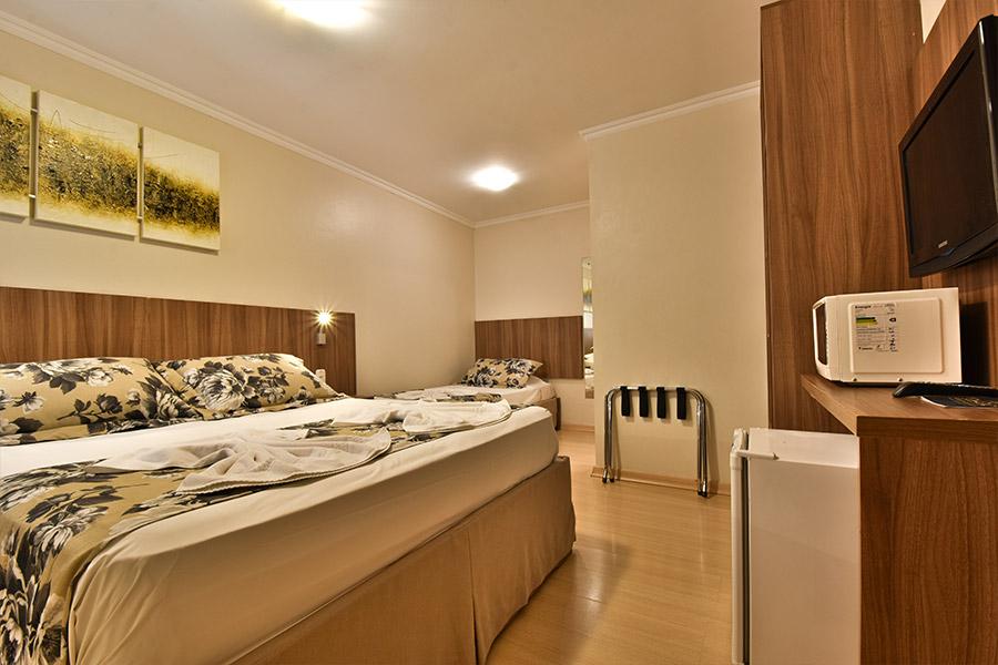 Apartamentos Triplo Casa