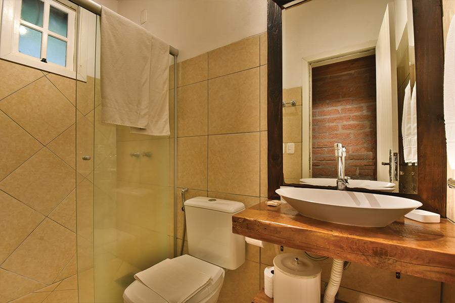 Apartamento para 4 pessoas no interior de Gramado